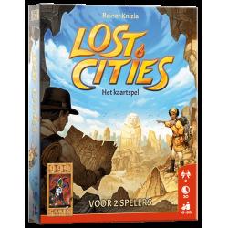 Lost Cities: Het Kaartspel...