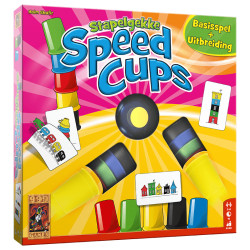 Stapelgekke Speed Cups 6...
