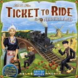 TICKET TO RIDE - MAP -...