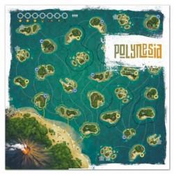 Polynesia - expansion map