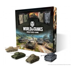 World of Tanks - Miniatures...