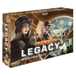 Pandemic Legacy Season 0 EN
