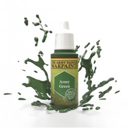 Warpaints: Army Green