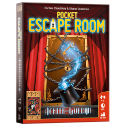 Pocket Escape Room : Achter...