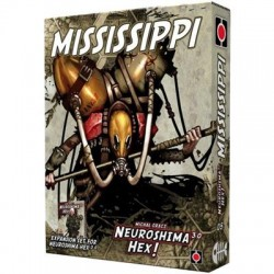 Neuroshima Hex 3.0 Mississippi