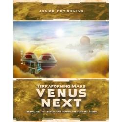 Terraforming Mars Venus...