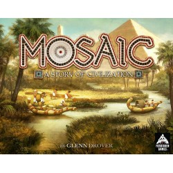 (pre-order) Mosaic: A Story...