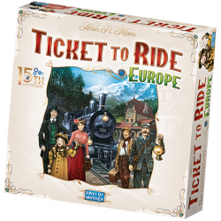 TICKET TO RIDE - 15TH...