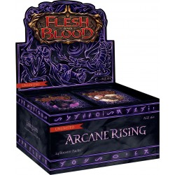 Flesh and Blood: Arcane...