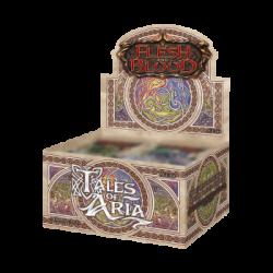 Flesh & Blood Tales Of Aria...