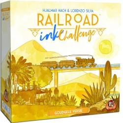Railroad Ink Goudgele...