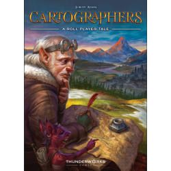 Cartographers A roll Player...