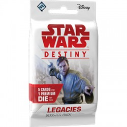 Star wars Destiny: Legacies...