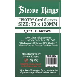 Sleeve Kings: WOTR 70x120mm