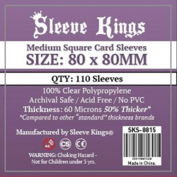 Sleeve Kings: Medium Square...