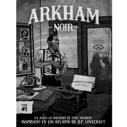 Arkham Noir: Case 1 The...