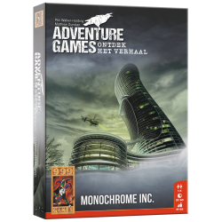 Adventure Games - Monochrome