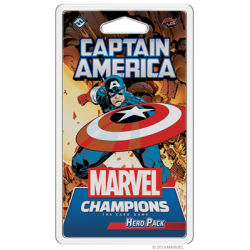 Marvel LCG Captain America...