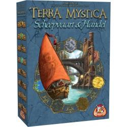 Terra Mystica: Scheepvaart...
