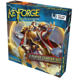 Keyforge Age of ascension...