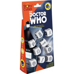 Story Cubes - Doctor Who