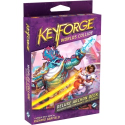 Keyforge Worlds Collide...