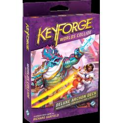 Keyforge Worlds Collide...