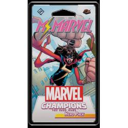 Marvel LCG Ms Marvel Hero Pack